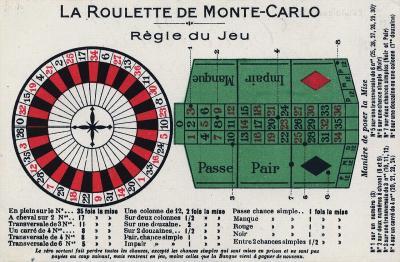Roulette Detail Erklärung Frankreich